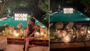 Mouni Roy Is Having a Perfect Birthday As She Shares Gorgeous Pictures and Videos From Her Special Day!