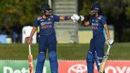 India Women End Australia Women's Winning Streak of 26 Matches, Win 3rd ODI by Two Wickets