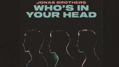 Jonas Brothers' New Single 'Who's in Your Head' To Release on September 17!
