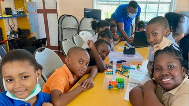 Gabriela Ariza Shows Haiti the Power of Technology through Her Non-Profit Organization