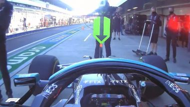 Mercedes Confirms Well being of Jack Man Who was Sent Flying by Lewis Hamilton (Watch Video)