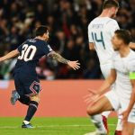 Lionel Messi Scores First Goal for PSG As They Register 2-0 Win Against Manchester City in UCL 2021-22 (Watch Video)