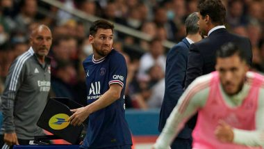 Lionel Messi Injury Update: Argentine Reportedly Unavailable for UCL 2021-22 Match Against Manchester City