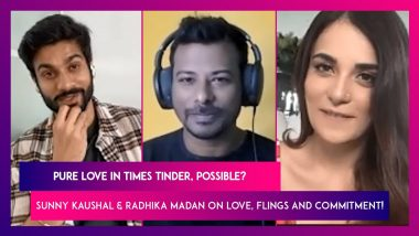 Shiddat Couple Sunny Kaushal And Radhika Madan: Pure Love Is All About Commitment!