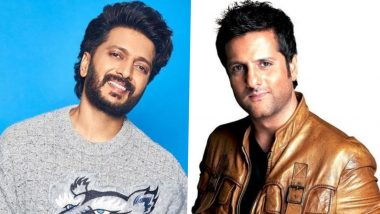 Visfot: Riteish Deshmukh and Fardeen Khan Team Up for Sanjay Gupta's Next, Film to Go on Floors by September End