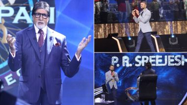 Kaun Banega Crorepati 13: PR Sreejesh Opens Up to Amitabh Bachchan About Winning an Olympic Medal in Hockey After 41 Long Years