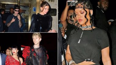 Met Gala 2021 After Party Pics: From Rihanna to Megan Fox, Check Out Celebrities' Second Outfits at Fashion's Biggest Night