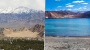 Leh-Ladakh Tour Package Launched By IRCTC; 7-Day Trip to Begin From Lucknow On September 26, Check Price And Package Details