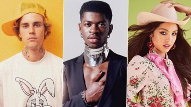 VMAs 2021 Winners: Justin Bieber, Lil Nas X, Olivia Rodrigo Bag Prestigious Titles at the Starry Award Night; See the Full List Here