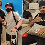 IPL 2021 Diaries: Kolkata Knight Riders Welcome CPL Players to Abu Dhabi (Watch Video)