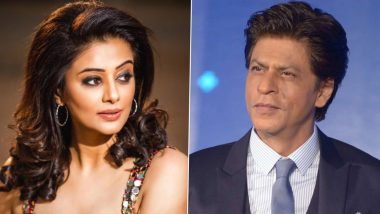 Is Priyamani Part of SRK-Atlee Film? Actress Spotted on the Sets of the Film Being Shot in Pune (View Pics)