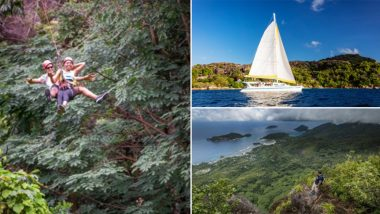 Seychelles Tourism: From Hopping the Islands to Ziplining and Rock Climbing, 5 Reasons Why It's on Every Adventure Lover's Bucket List