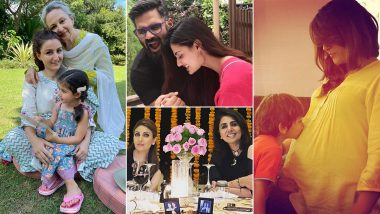 Happy Daughters' Day 2021: From Neetu Kapoor to Soha Ali Khan, Bollywood Stars Shower Love on Their Girls With Cute Posts! (View Pics)