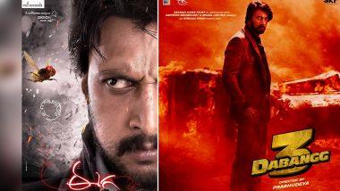Sudeep Birthday Special: Eega, Hebbuli, Dabangg 3 - Check Out The Highly Rated Movies of The Kannada Superstar On IMDb