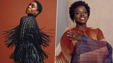 Captain Marvel Fame Lashana Lynch Joins Viola Davis in The Woman King