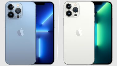 Apple iPhone 13 Pro & iPhone 13 Pro Max Shipping Dates Postponed, Check New Dates Here