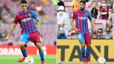 Barcelona Injury Update: Pedri, Jordi Alba To Spend Time On Sidelines After Picking Knocks In Bayern Munich Clash