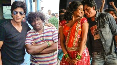 Shah Rukh Khan-Atlee Film: How Priyamani, Yogi Babu's Rumoured Casting Turns This Film into a Chennai Express Mini-Reunion!