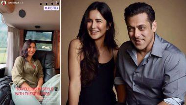 Tiger 3: Salman Khan, Katrina Kaif Head to Austria for Action Sequences of Their Upcoming Movie