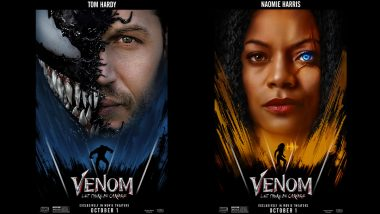 Venom: Let There Be Carnage – Sony Pictures Unveils New Eye-Catching Posters From Tom Hardy's Film
