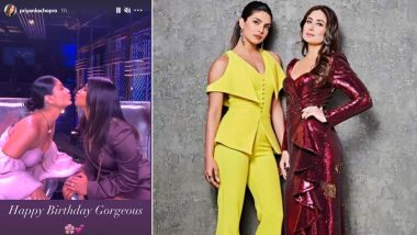Priyanka Chopra Jonas Wishes Kareena Kapoor Khan on Her 41st Birthday With a Special Throwback Video