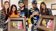 Rahul Vaidya and Disha Parmar Receive a 'Token of Togetherness', the Singer Fell Short of Words After Seeing It