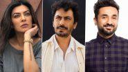 International Emmy Awards 2021: Sushmita Sen's Aarya, Nawazuddin Siddiqui and Vir Das Get Nominated, See Full List of Emmy Nominees