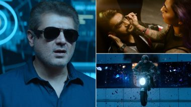Valimai Teaser: Ajith Kumar Is Gearing You Up for Something Big, Flashy and Action-Packed! (Watch Video)