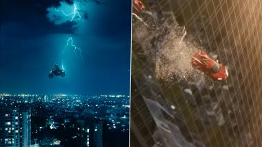 Valimai Teaser: Did the Last Scene of Thala Ajith's Film Promo Remind You of This Popular Stunt Scene From Vin Diesel's Furious 7? (Watch Video)