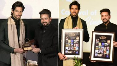 Shershaah: Sidharth Malhotra Inaugurates the 1st Himalayan Film Festival, Shares Pictures on Social Media
