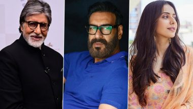 Mayday: Ajay Devgn, Rakul Preet Singh and Amitabh Bachchan's Thriller To Release on April 29, 2022!