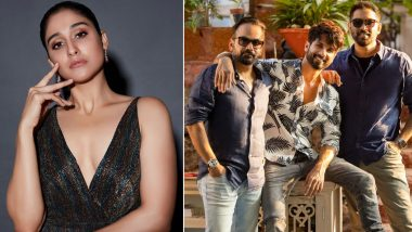 Regina Cassandra Joins the Cast of Shahid Kapoor's Web Series With Raj and DK