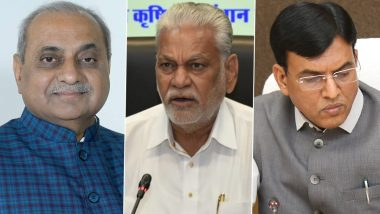 Who Will Be The Next Gujarat Chief Minister? Here Is List of Probables Who May Succeed Vijay Rupani