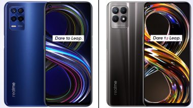 Realme 8s 5G & Realme 8i With MediaTek Processors Launched, Priced in India From Rs 13,999