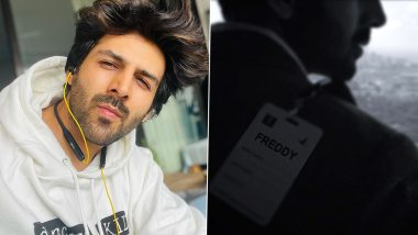 Freddy: Kartik Aaryan Shares a Monochrome Picture Before Saying a 'Tough Goodbye' to His Film!