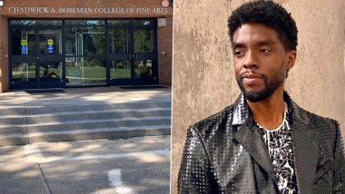 In Chadwick Boseman's Honour, Howard University's College Has Been Renamed After Its Late Alumnus