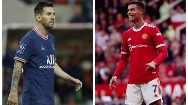 Cristiano Ronaldo, Lionel Messi, Robert Lewandowski Make it to Top 22 of FIFA 2022, Erling Haaland Misses Out