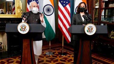PM Narendra Modi Praises Kamala Harris as 'Source of Inspiration', Invites Her to India