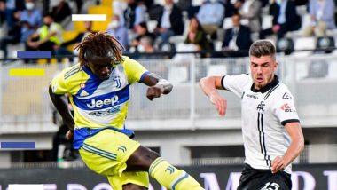 Juventus 3-2 Spezia, Serie A 2021-22: Moise Kean, Federico Chiesa and Matthijs de Ligt Help Bianconeri Seal Their First Win This Season