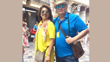 Neetu Kapoor Commemorates Rishi Kapoor's 69th Birth Anniversary With Fond Memories of Late Actor (View Post)