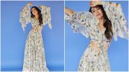 Karisma Kapoor Picks Florals for Fall and Mumbaikars Will Approve of It (View Pics)