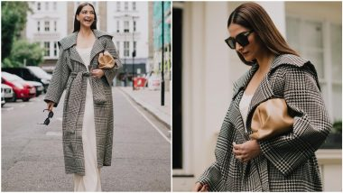 Sonam Kapoor is Busy Taking the London Streets By Storm and Her New Pictures are Proof of It