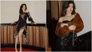 Shanaya Kapoor and Her Ritu Kumar LBDs are Perfect Inspiration For Your Weekend Party Outfits (View Pics)