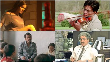 Teacher's Day 2021: From Shah Rukh Khan in Mohabbatein to Poonam Pandey in Nasha, 7 Bollywood Characters Who Were Actually Teachers From Hell! (LatestLY Exclusive)