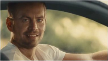 Paul Walker Birth Anniversary: Five of Late Actor's Best Fast and Furious Movies Ranked