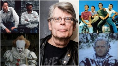 Stephen King Birthday Special: 5 Best Movie Adaptations Based on Celebrated Horror Author's Novels