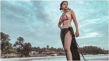 Amala Paul Sizzles in a Bikini in This Sexy Beachside Click (View Pics)
