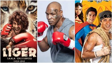 Mike Tyson in Liger: Did You Know the Boxing Legend Had Already Made His Bollywood 'Debut' in a Sunny Deol and Shahid Kapoor-Starrer? (Watch Video)