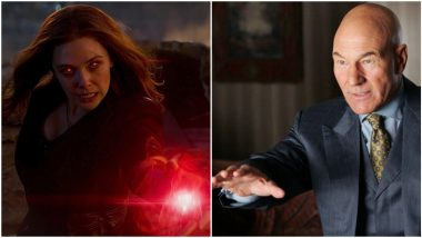Doctor Strange 2: Is Scarlet Witch Fighting Professor X in the Upcoming Marvel Film? This Shocking New 'Leak' Claims an Epic Multi-Versal Face-Off! (View Pic)