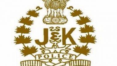 Jammu & Kashmir Police Bust LeT Terrorist Hideout in Srinagar